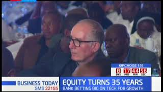 Equity Bank of Kenya marks 35 year of equity