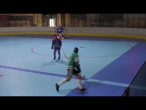 Blackhawks (4.) - FUNKY MONKEYS Liptovský Mikuláš (6.) 7:4, 1. semifinále