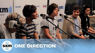 "One Direction ""More Than This"" Live @ SiriusXM // Hits 1"