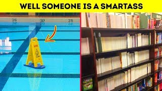 SmartAss People Who Took Trolling To Another Level