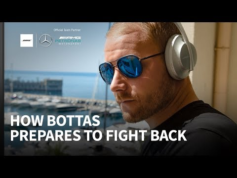How Bottas prepares to fight back