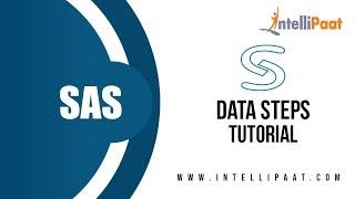 Data Steps Tutorial | SAS Tutorial | Online SAS Training | Intellipaat