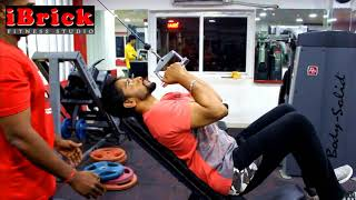 Sun Music VJ Srihari Workouts @iBrick