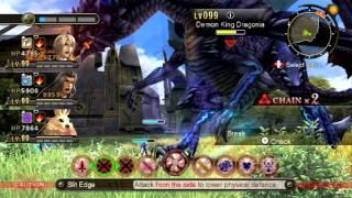 Xenoblade - Demon King Dragonia