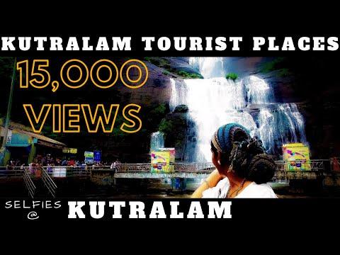 kutralam vlog with selfie pulla
