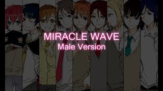 Aqours-MIRACLE WAVE[Male Version]