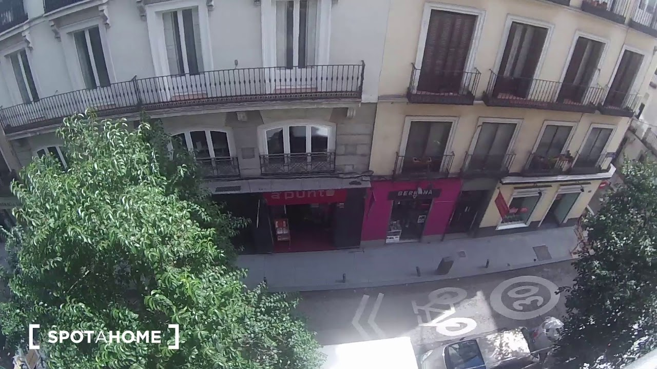 Cosy studio apartment for rent in Chueca