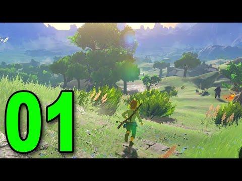 , title : 'Zelda: Breath of the Wild - Part 1 - Wake Up, Link! (Nintendo Switch Gameplay)'