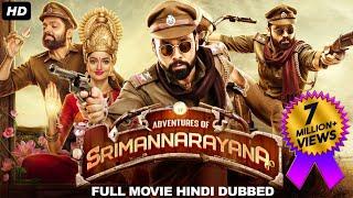 ADVENTURES OF SRIMANNARAYANA (2021) New Released Hindi Dubbed Movie | Rakshit Shetty | South Movie