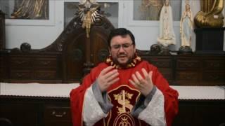 Palavras do Padre Geovane - 02 de julho de 2017 - São Pedro e São Paulo