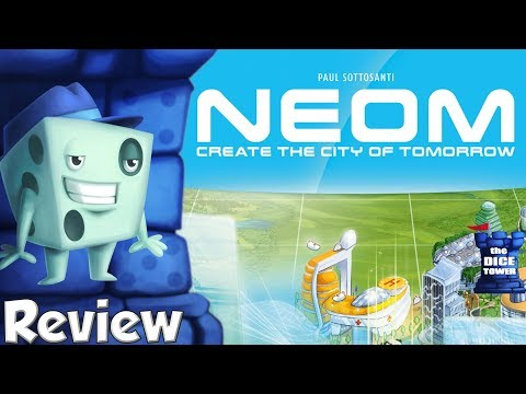 NEOM Review - with Tom Vasel