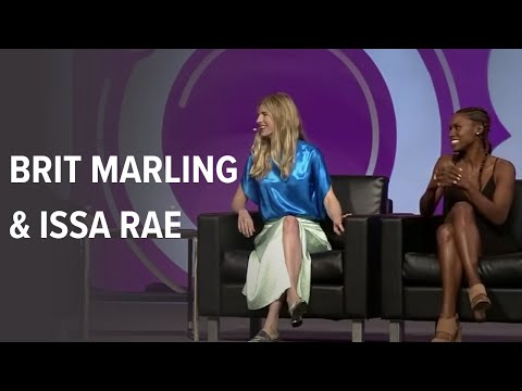 Brit Marling & Issa Rae Spotlight