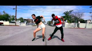 """Major Lazer """"Run Up"""" - Kamila x Jason  - Dance choreography"""