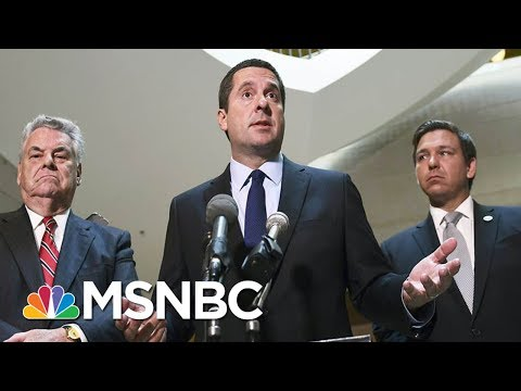 The House Intelligence Committee Votes To Release Republican Memo | Velshi & Ruhle | MSNBC