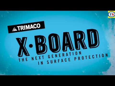 X-Board Recyclable Surface Protection