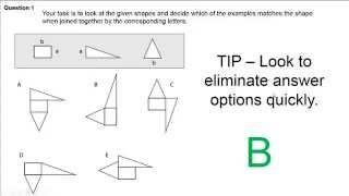 Spatial Reasoning Test Questions