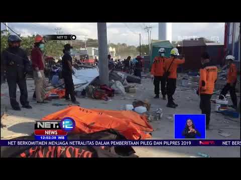 Inilah Proses Evakuasi Korban Gempa Donggala & Tsunami Palu-NET12