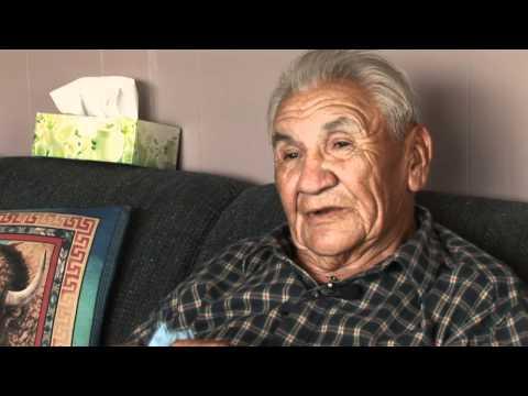 Medicine Walk with Elder Walter Lavallee