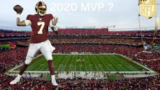 Washington Redskins QB Dwayne Haskins Will EMERGE In 2020 Sophomore Season and Here's Why