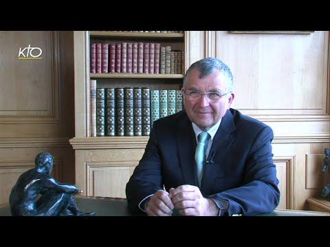 Xavier Fontanet s'adresse aux économes de l'Eglise catholique