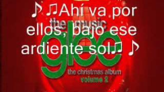 glee do they know its christmas saben realmente ellos que es navidad