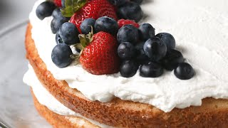 2-Layer Tres Leches Cake