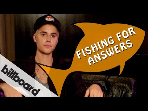 , title : 'Justin Bieber plays Fishing For Answers, Ep. 1 | #BieberOnBillboard'