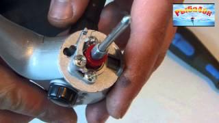 Как отремонтировать фрикцион на рыболовной катушке
