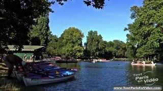 preview picture of video 'Paris - Timelapse Bois de Vincennes (full HD)'
