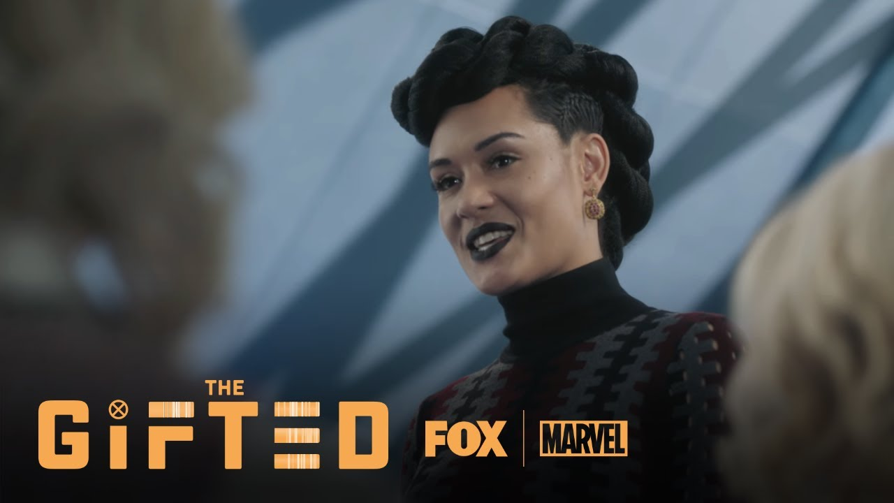 Reeva Tells The Inner Circle To Prepare   Season 2 Ep. 15   THE GIFTED