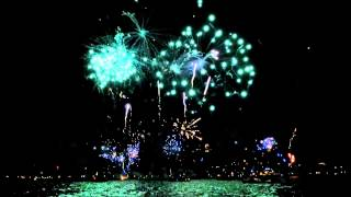 preview picture of video 'Lichterfest Gmunden 2013'