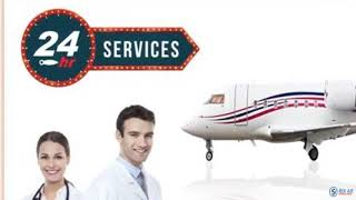 Sky Air Ambulance in Kolkata with Extremely Advanced Medical Aid