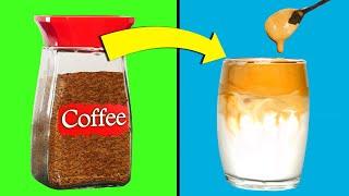 Ultimate Iced Coffee - Dalgona Recipe thumbnail