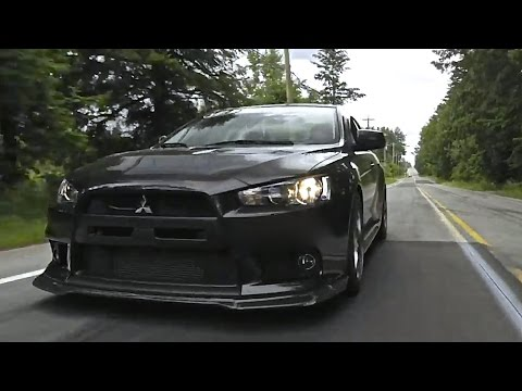 Mitsubishi Lancer Evo 10 Review | Back to the Basics