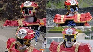 All Lion Fire Ranger Battles In Power Rangers Super Ninja Steel | Episodes 1-22 | Superheroes