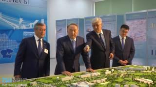 Визит Президента в Талдыкорган