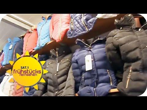 Check auf dem Polenmarkt | SAT.1 Früghstücksfernsehen