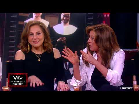 'Sister Act' Reunion: Co-stars Remember Prank They Pulled While Filming | The View