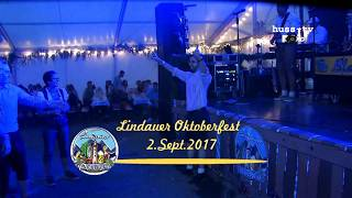 Lindauer Oktoberfest 2017, 2.Tag mit der Party-Band -Die Blaumeisen