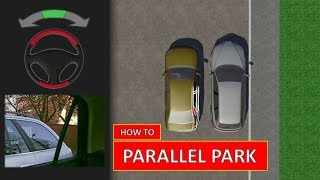 Learn how to parallel park. The easiest video lesson (by Parking Tutorial)