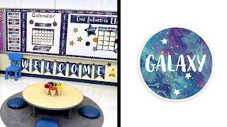 Galaxy Classroom Décor