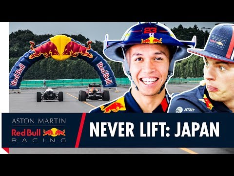 Image: Behind the scenes of Red Bull's Japanese Grand Prix