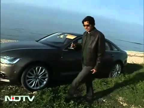 Audi A6 first look on NDTV
