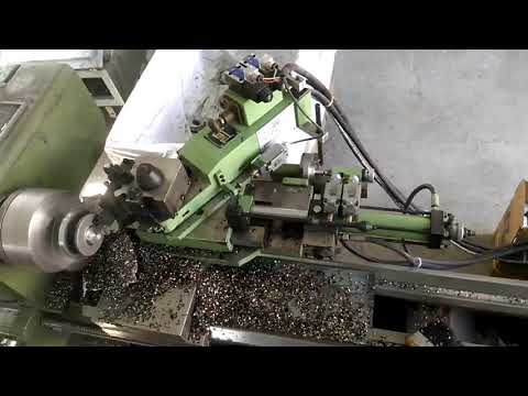 GAMUT Automatic Copy Lathe Turning System