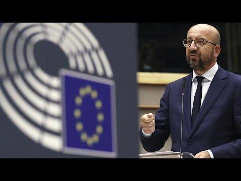 Πρόταση Σαρλ Μισέλ για προϋπολογισμό της ΕΕ στο 1,074 τρισ. ευρώ…