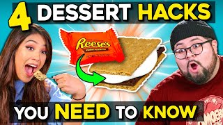 4 Dessert Hacks You Need to Know