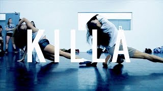 KILLA BY CHERISH | BLAKE JOHN WOOD CHOREOGRAPHY