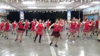 楠梓韻律舞蹈班 - 泰國恰恰(THAI CHA CHA ) 107.05.21