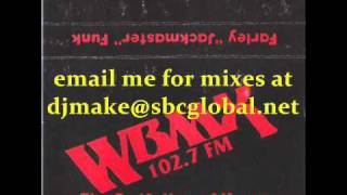 Return of the Godfather Vol 1 - Farley Jackmaster Funk - Wbmx - Wgci - Chicago Old School House Mix