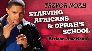 """Click to Subscribe: http://bit.ly/SubscribeTrevorNoah & turn on notifications to find out when I upload new videos.  More videos....  From """"It's My Culture"""" """"My Mom Got Shot In The Head"""" https://youtu.be/Yphxh5L8YbQ """"Lost My Voice""""  https://youtu.be/lZbNwIQe2D4 """"Springbok Bafana"""" https://youtu.be/6bolC02Sht0 """"Service With A Smile"""" https://youtu.be/wV2k_PtRoL8 """"Funny, Funny"""" https://youtu.be/-ZnGZVZ56ts """"Zambia loves escalators, just don't be gay"""" https://youtu.be/L3SIdXPtB0M  From """"There's A Gupta On My Stoep"""" """"Retract The Feces"""" https://youtu.be/qzT24Qoyp4E """"White People Can't March"""" https://youtu.be/h7iDUOG3XNE """"Trump VS. Jong-Un VS. Zuma / Donald & Melania Are Fighting"""" https://youtu.be/FxvQlH4WoSY  From """"That's Racist"""" """"Surfing AIDS"""" https://youtu.be/BMf5--QPyNw  From """"The Daywalker"""" """"Throwback! """"The Daywalker"""" https://youtu.be/bbkvm8cQDdI  From """"Crazy Normal"""" """"Death At A Funeral"""" https://youtu.be/B50sVK_VT4A """"Attention All Passengers"""" https://youtu.be/Ms6W9zgjN9E """"Jacob Zuma's Speech"""" https://youtu.be/WNwJXPcrves  From """"Lost In Translation"""" """"Getting Pulled Over In America"""" https://youtu.be/jFwBWfIoqYg """"In Contact With Ebola"""" https://youtu.be/oKbC3DBqXQc """"Mexican Jedi"""" https://youtu.be/9ESi7NfEbWE  From """"Pay Back The Funny"""" """"Don't Lose Your Accent / Learning Accents"""" https://youtu.be/MhCEdIqFCck """"Emojis & Selfies: Cellphones Are Robbing Us"""" https://youtu.be/2r3qk7ifgI4 """"My Red Carpet Trauma"""" https://youtu.be/XRVXhZckSa8  From """"Nation Wild Comedy"""" """"Don't Hate On The Vuvuzela"""" https://youtu.be/zu4btYowL10  From """"African American"""" """"Sports In America"""" https://youtu.be/Tw_OrUgaaio """"Starving African Ads & Oprah's School"""" https://youtu.be/l4Q6kYZx1Ck  """"MOST VIEWED Stand-Up Clips of 2018"""" https://youtu.be/MnY6wuCjOzM """"Idris Elba as James Bond?"""" https://youtu.be/SgoC_eSYx0U """"Prince Harry & Meghan Markle's Royal Wedding"""" https://youtu.be/njfl_bwFBoI """"Bidding Farewell To Jacob Zuma!"""" (compilation from over the years) https://youtu.be/TBau85UzUFI """"First Visit To Australia"""" """